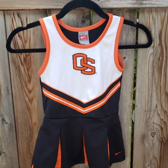 Nike Other - Oregon State 4T Cheerleader outfit,Nike